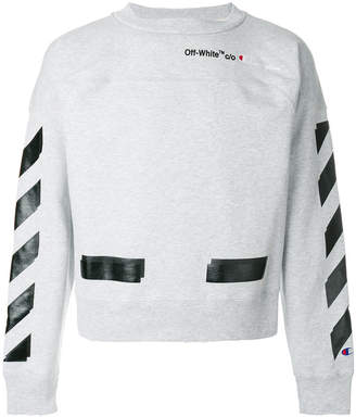 Off-White crew-neck sweatshirt