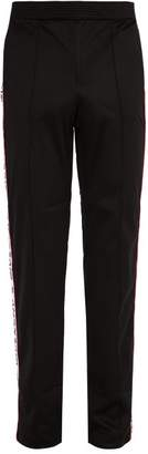 Givenchy Logo Side Panel Track Pants - Mens - Black