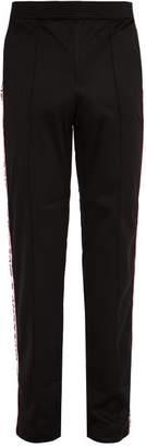 Givenchy Logo Side Panel Track Pants - Mens - Black