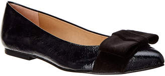 French Sole Adele Leather Flat