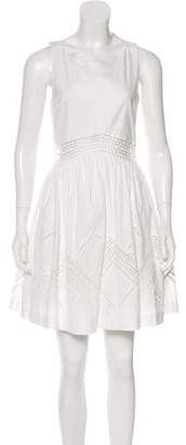 Rebecca Minkoff A-Line Sleeveless Dress