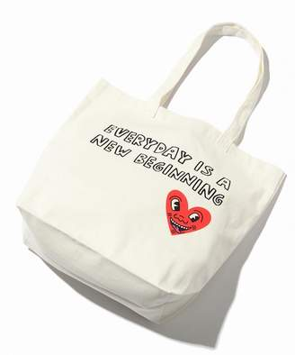 Keith Haring JOINT WORKS tote2