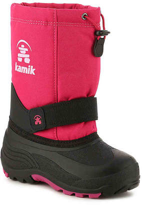 Kamik Rocket Toddler & Youth Snow Boot - Girl's