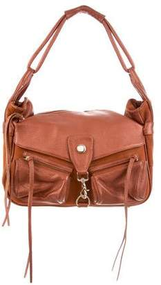 Botkier Metallic Leather Hobo