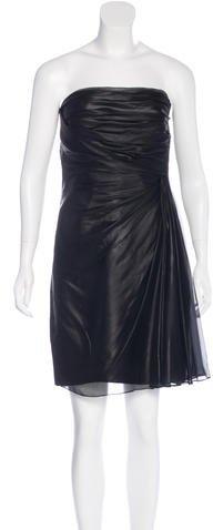 ValentinoValentino Sleeveless Mini Dress