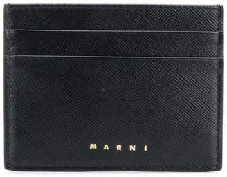 Marni logo cardholder