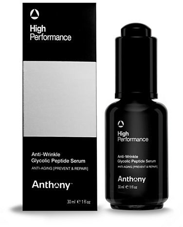 Anthony Logistics For Men Anthony High Performance Anti-Aging Glycolic Peptide Serum 1oz
