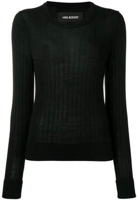 Neil Barrett knitted T-shirt