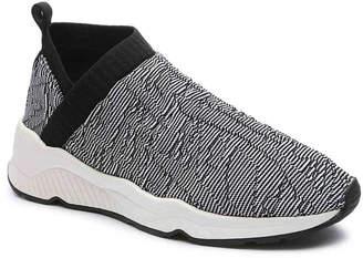 Gunmetal Neesha Slip-On Sneaker - Women's