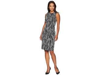 Calvin Klein Printed Sheath Dress CD8CRA00