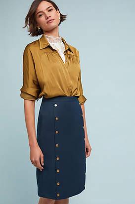 Isla Maude High Seas Pencil Skirt