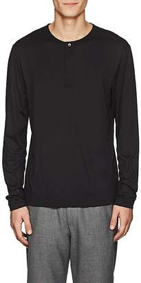 Theory Men's Jersey Henley
