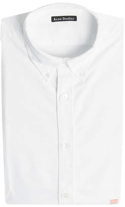Acne Studios Ohio Face Cotton Shirt