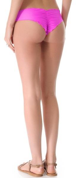 Luli Fama Cosita Buena Wavy Bikini Bottoms