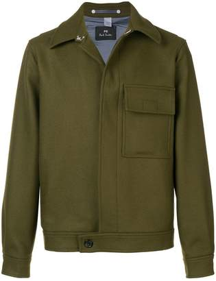 Paul Smith chest pocket jacket