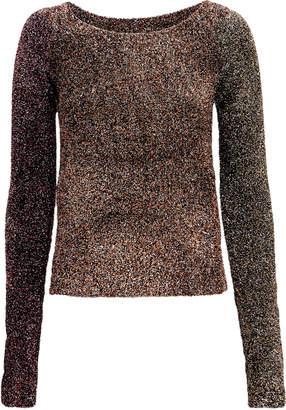 McQ Sparkle Pink Sweater