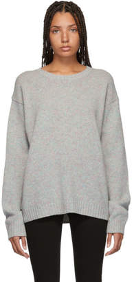 Acne Studios Multicolor Wool Samara Sweater