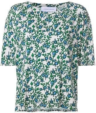 Christian Wijnants floral short-sleeve T-shirt