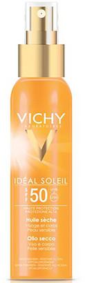 Vichy Ideal Soleil Body Oil SPF 50 125Ml
