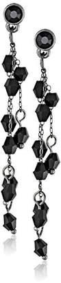 1928 Jewelry Dainty Chain Tassel Earrings