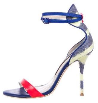 Sophia Webster Leather High Heel Sandals