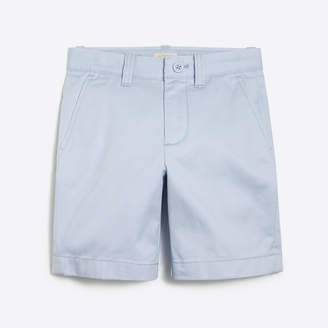 J.Crew Factory Boys' Gramercy short in chino
