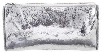 Edie Parker Confetti Zip Clutch