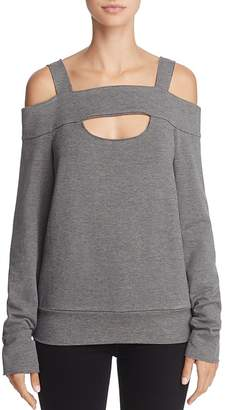 Bailey 44 Ground Swell Cold-Shoulder Sweatshirt