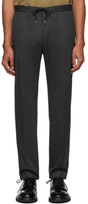 BOSS Grey Banks Travel Trousers