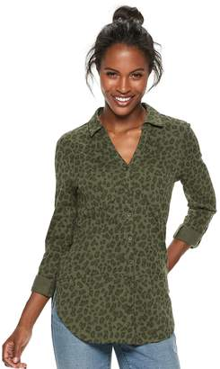 Sonoma Goods For Life Women's SONOMA Goods for Life Tunic Shirt