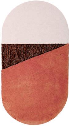 "Portego Multicolor Wool Rug ""OCI RIGHT"""