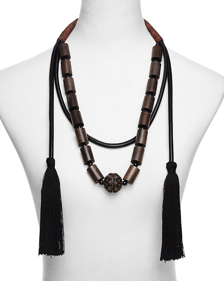 Max Mara Weekend Max Mara Faust Necklace, 13.5""