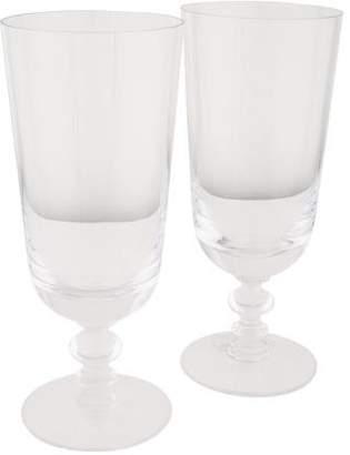 William Yeoward Pair of Fanny Iced Tea Glasses