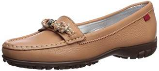 Marc Joseph New York Womens Leather Made in Brazil Orchard Street Golf Shoe Moccasin