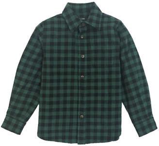 E-Land Kids Check Woven Shirt