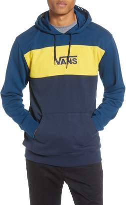 Vans Retro Active Colorblock Hooded Sweatshirt