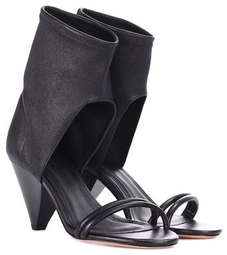 Isabel Marant Melvy leather sandals