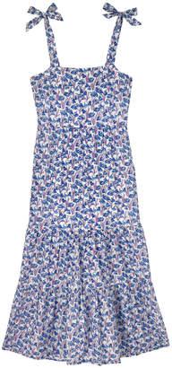 Cath Kidston Bluebells Cotton Maxi Dress
