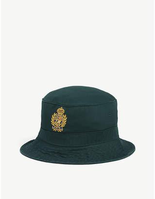 Polo Ralph Lauren Signature crest cotton bucket hat