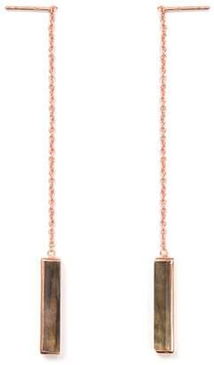Jewel Tree London - Urban Earrings Labradorite
