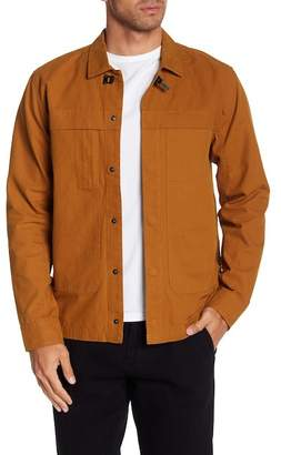 Tavik Belton Front Button Shirt Jacket