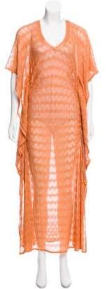 Missoni Mare Cover-Up Maxi Dress