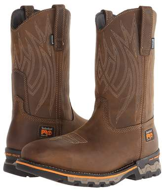 Timberland AG Boss Pull-On Alloy Square Toe Men's Work Pull-on Boots