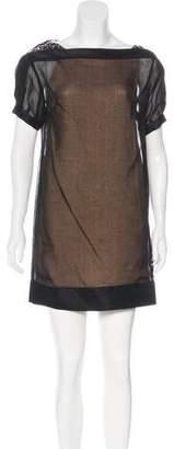 3.1 Phillip Lim Embellished Mini Dress w/ Tags