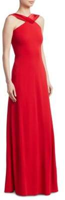 Emporio Armani Jersey Gown