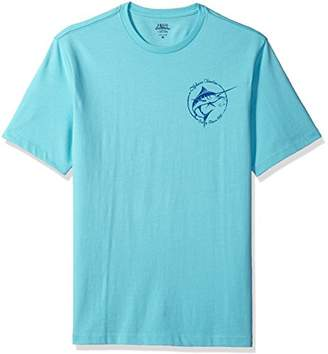 Izod Men's Short Sleeve Graphic Tee