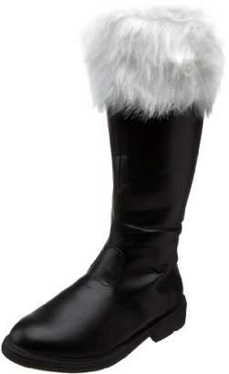 Funtasma by Pleaser Men's Halloween Santa-108 Boot