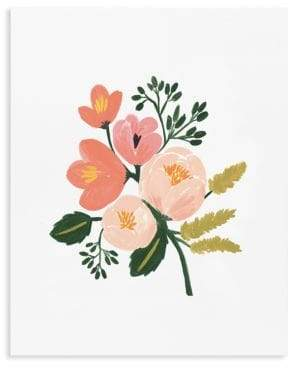 Rifle Paper Co. Rose Botanical Wall Art
