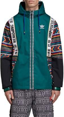 adidas Pharrell Williams Hooded Jacket