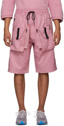 Nike Pink ACG Deploy Shorts